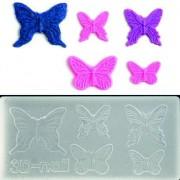 3D muotti - Perhoset