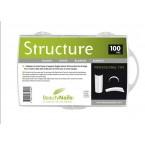 Structure - Valkoinen - 100kpl