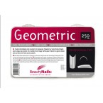 Geometric - Puolikirkas - 250kpl